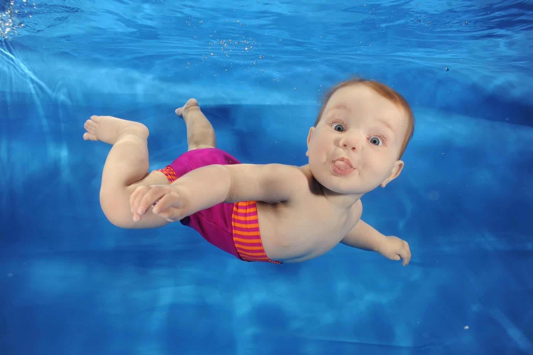 Acquaticit neonatale for Baby k piscinas